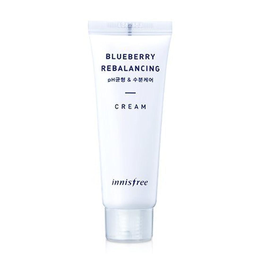 部人口スプリット[innisfree(イニスフリー)] Super food_ Blueberry rebalancing cream (50ml) スーパーフード_ブルーベリーリベルロンシンクリーム[並行輸入品][海外直送品]