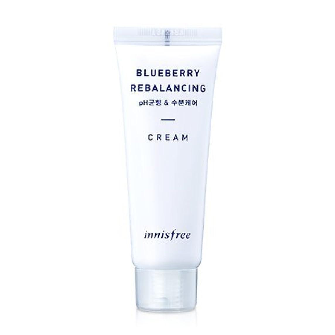 アテンダント学生ローマ人[innisfree(イニスフリー)] Super food_ Blueberry rebalancing cream (50ml) スーパーフード_ブルーベリーリベルロンシンクリーム[並行輸入品][海外直送品]