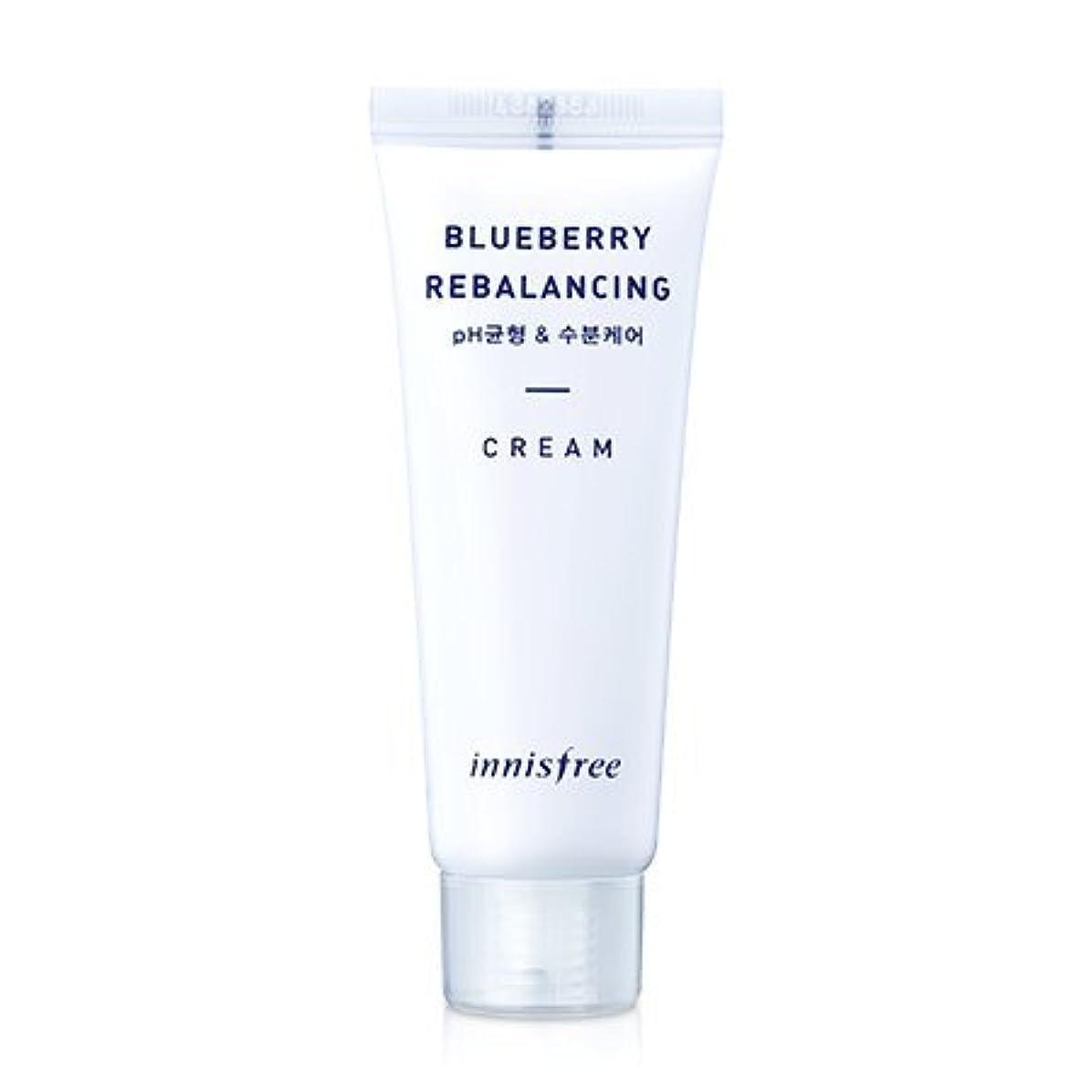 スペイン寂しい貞[innisfree(イニスフリー)] Super food_ Blueberry rebalancing cream (50ml) スーパーフード_ブルーベリーリベルロンシンクリーム[並行輸入品][海外直送品]