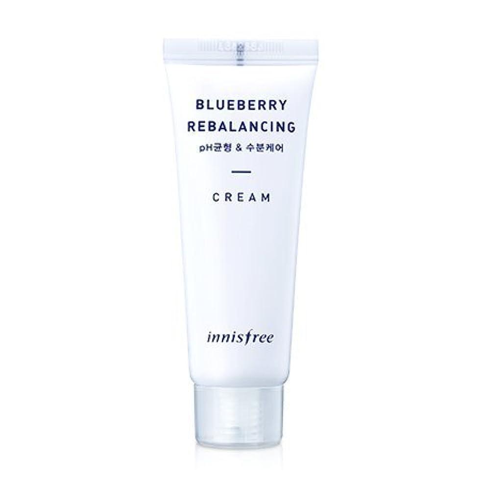 官僚所有権怠感[innisfree(イニスフリー)] Super food_ Blueberry rebalancing cream (50ml) スーパーフード_ブルーベリーリベルロンシンクリーム[並行輸入品][海外直送品]