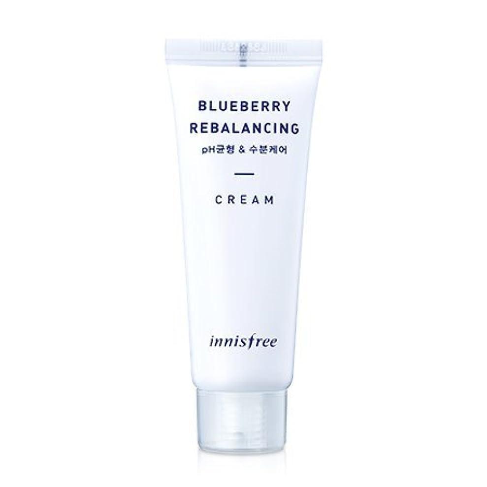 余剰記録栄養[innisfree(イニスフリー)] Super food_ Blueberry rebalancing cream (50ml) スーパーフード_ブルーベリーリベルロンシンクリーム[並行輸入品][海外直送品]