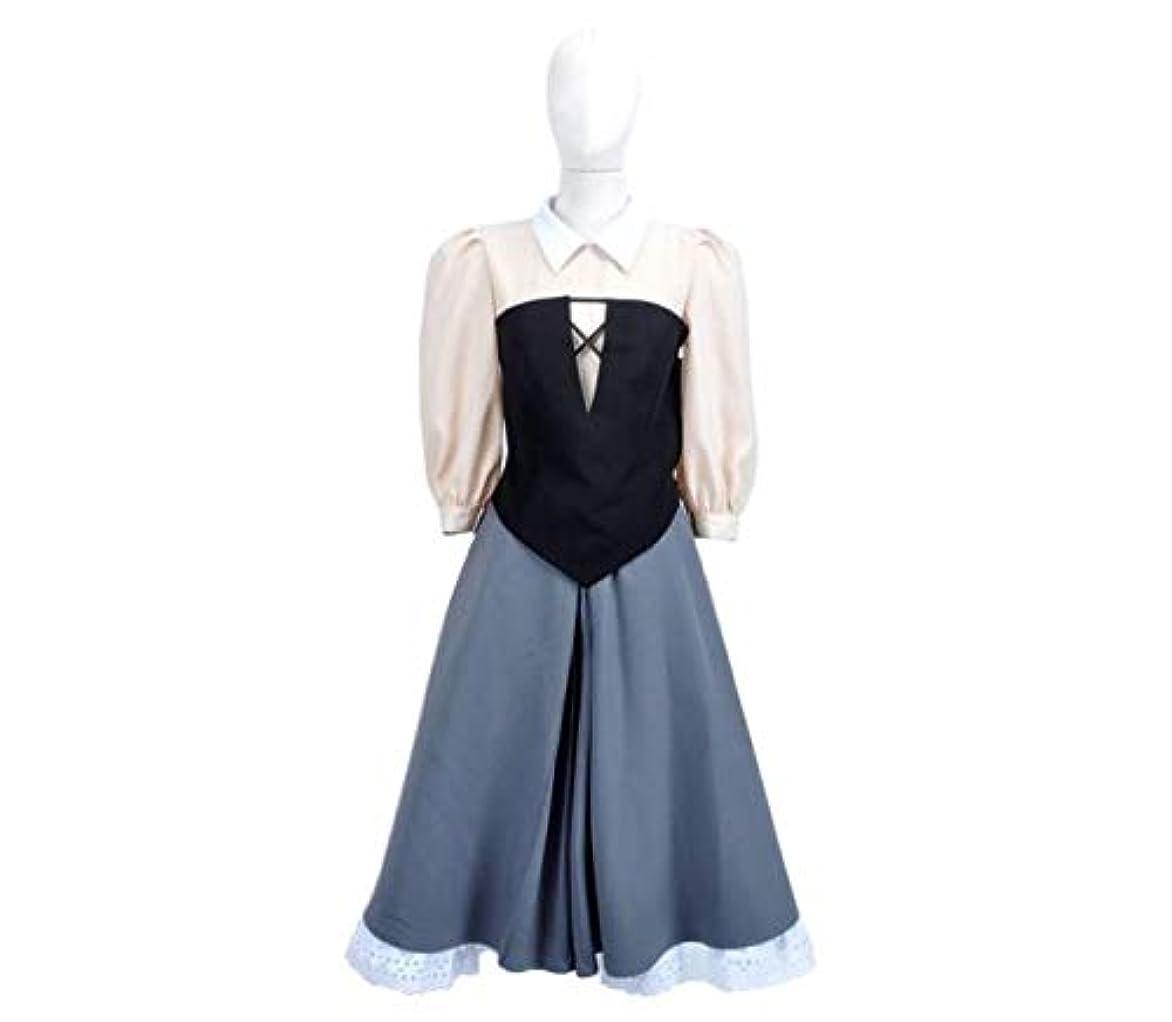 ポケット真っ逆さま説明する【cosstore】オーロラ姫 ブライア?ローズ コスプレ用衣装 cosplay 女性S