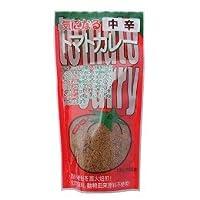 東京フード 気になるトマトカレー 中辛 130g×3個          JAN:4993761001217