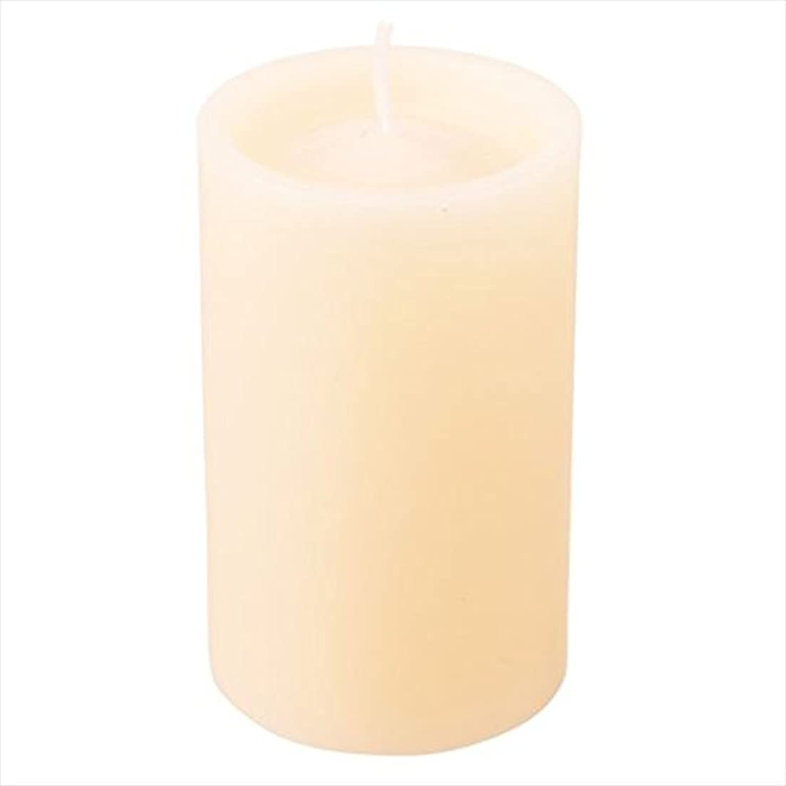 作物危険な役職カメヤマキャンドル(kameyama candle) ロイヤルラウンド60 「 ベージュ 」