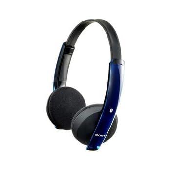 SONY Bluetoothステレオヘッドセット マイク付き ブラック DR-BT101/B