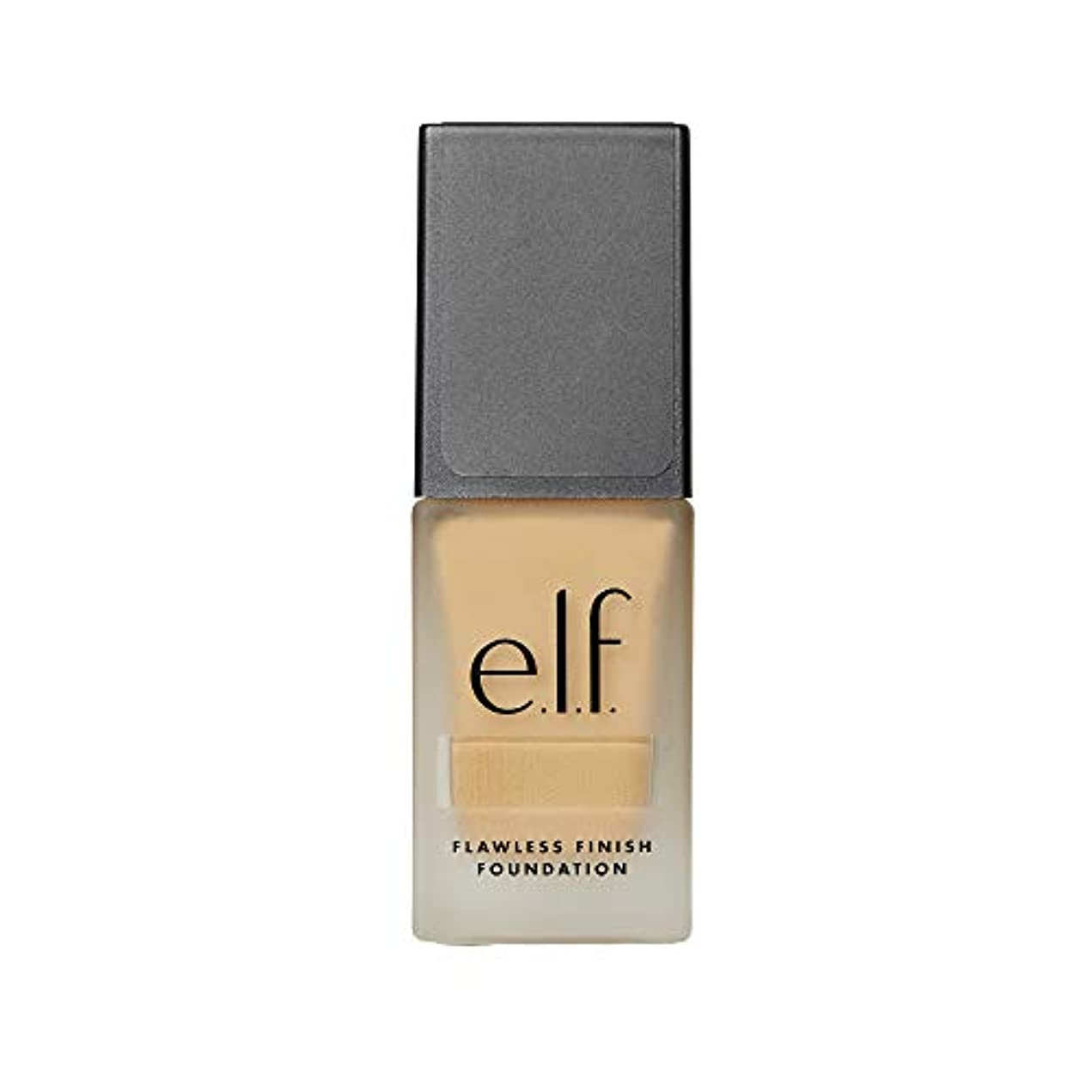 暴君ガス時間e.l.f. Oil Free Flawless Finish Foundation - Linen (並行輸入品)