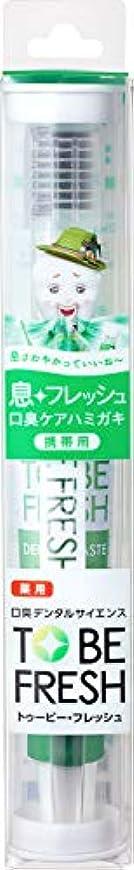 で出来ている太字サイレントゥービーフレッシュ トラベルセット 薬用 デンタルペースト フレッシュミント 15g+歯ブラシ1本