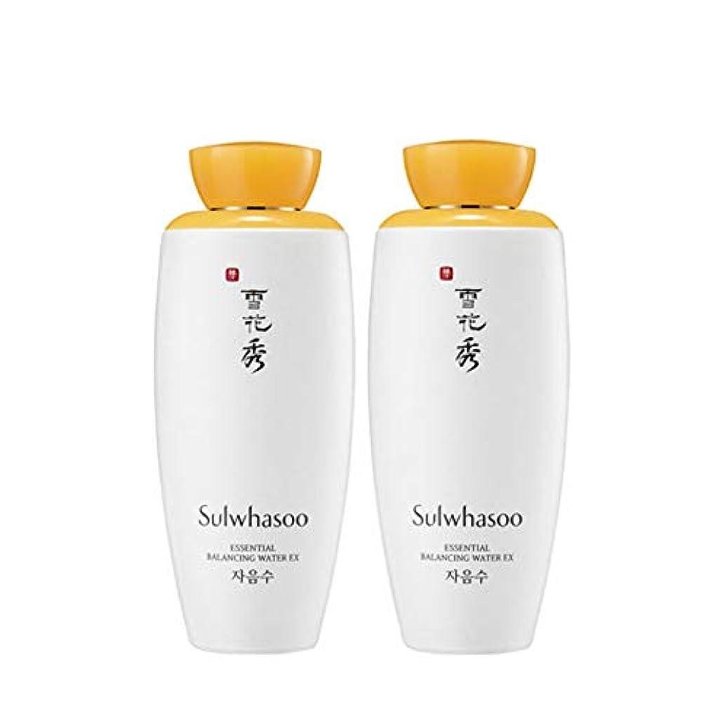 光のシリーズライン雪花秀エッセンシャルバランシングウォーターEX 125mlx2本セット韓国コスメ、Sulwhasoo Essential Balancing Water EX 125ml x 2ea Set Korean Cosmetics...