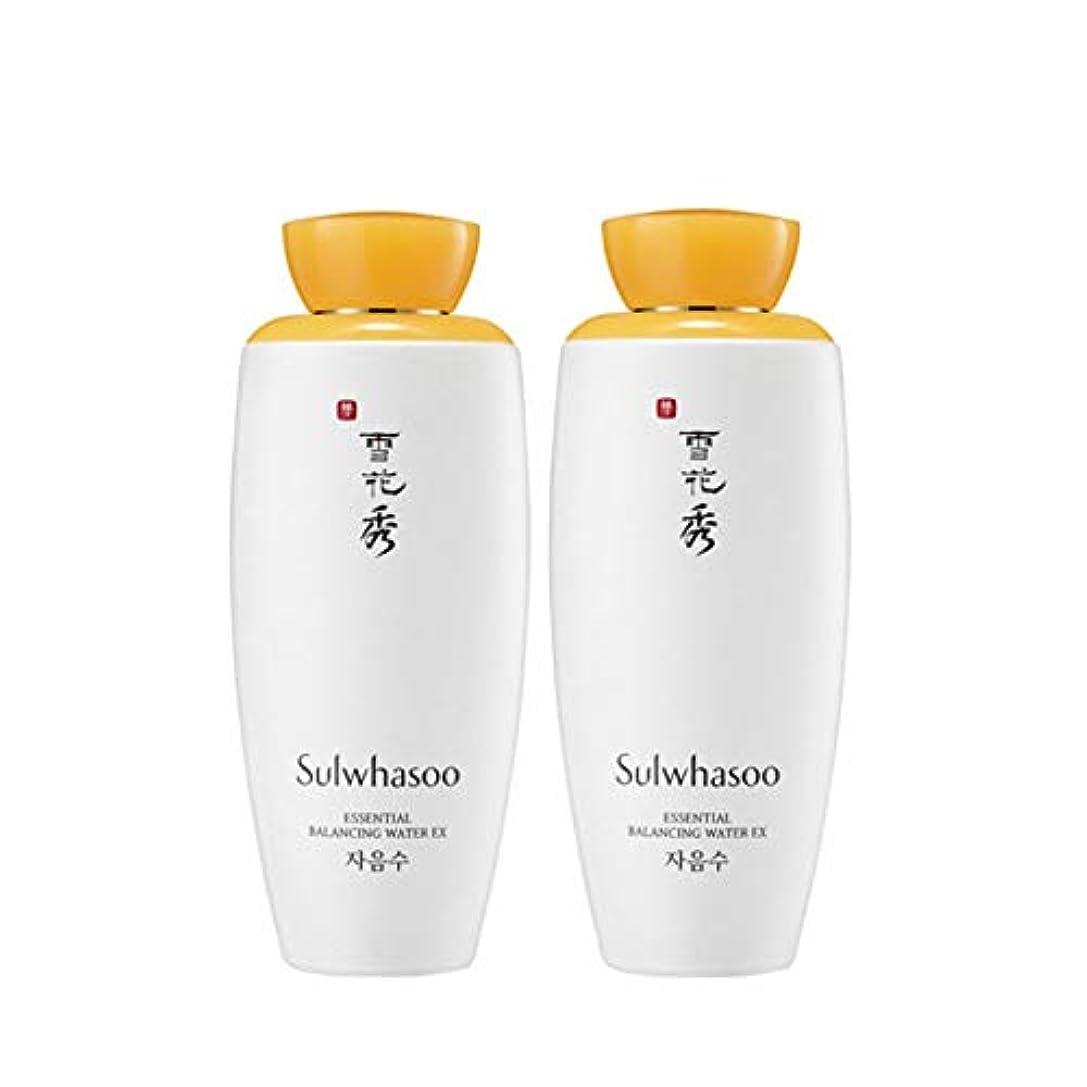 かろうじてナット橋雪花秀エッセンシャルバランシングウォーターEX 125mlx2本セット韓国コスメ、Sulwhasoo Essential Balancing Water EX 125ml x 2ea Set Korean Cosmetics...