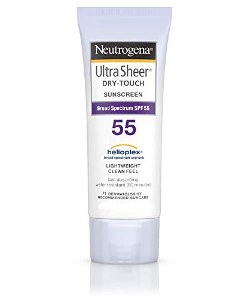 ジェムカニバスケットボールUltra Sheer Dry-Touch Sunblock SPF-55