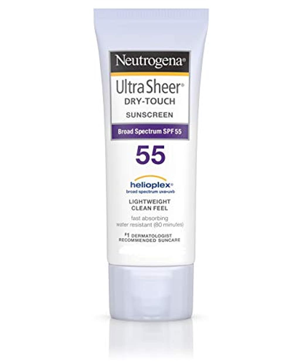 骨買い手どんなときもUltra Sheer Dry-Touch Sunblock SPF-55