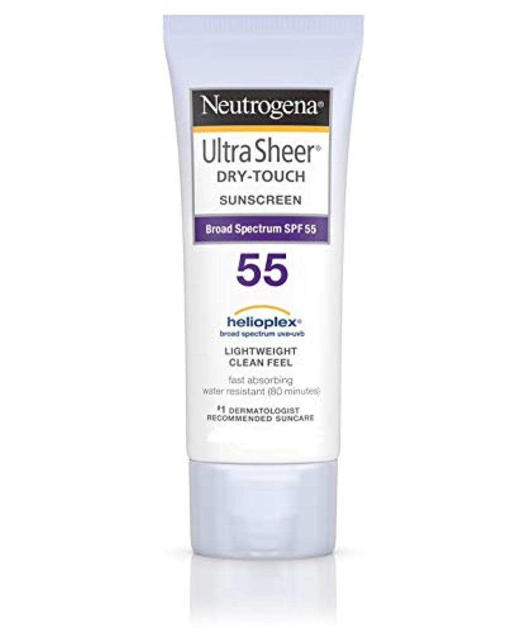 奪う拍車サーマルUltra Sheer Dry-Touch Sunblock SPF-55