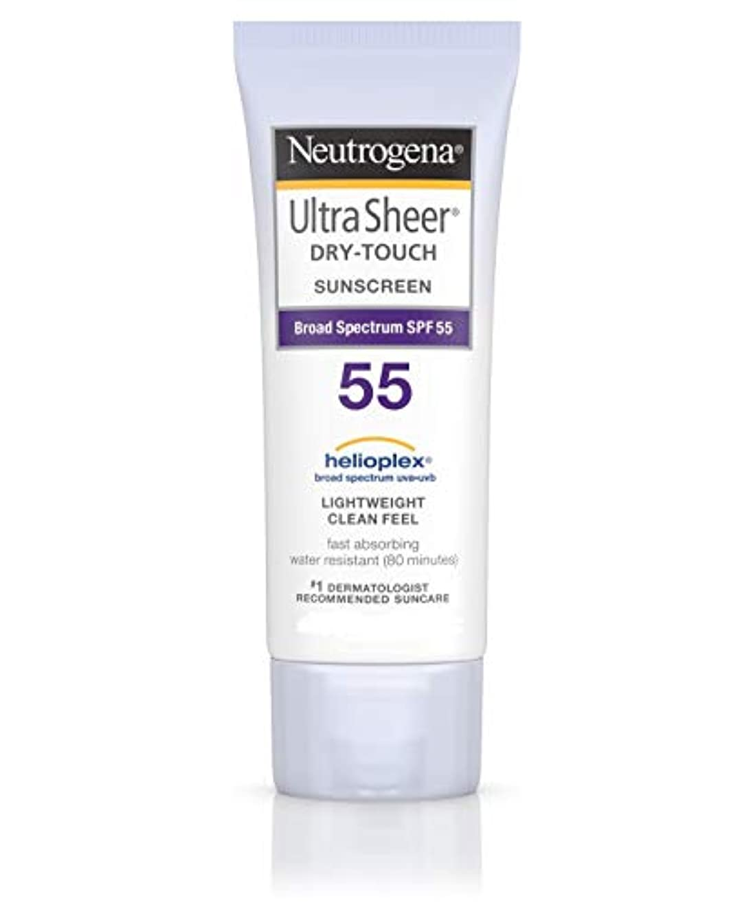 なんでも離れた発行Ultra Sheer Dry-Touch Sunblock SPF-55