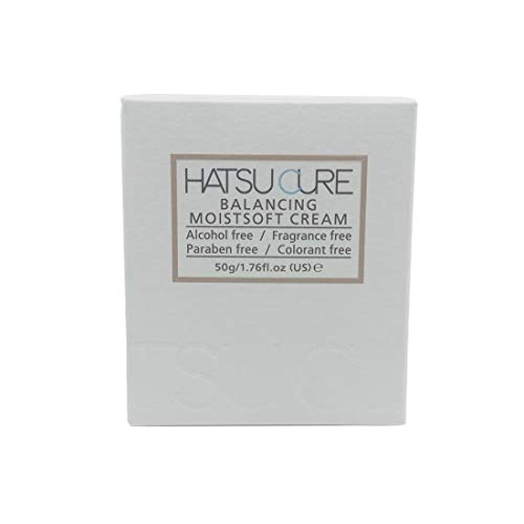 守るキャリッジ床HATSU CURE バランシングモイストソフトクリームHC