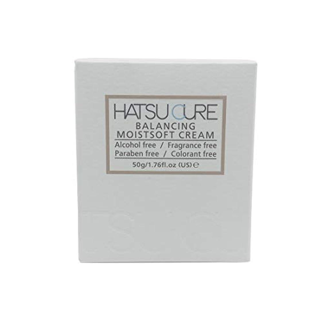 対衝動集計HATSU CURE バランシングモイストソフトクリームHC