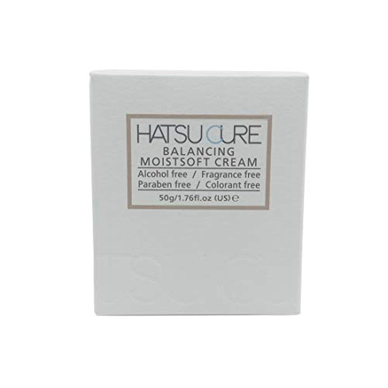 パートナー傾斜補充HATSU CURE バランシングモイストソフトクリームHC
