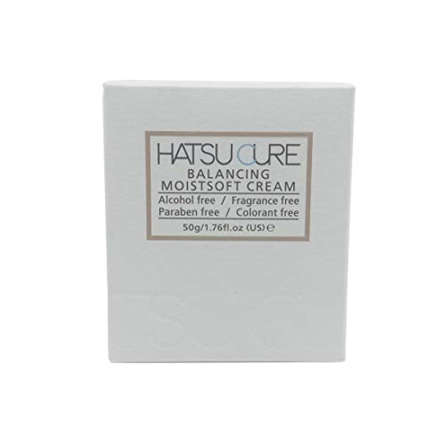章堂々たる不実HATSU CURE バランシングモイストソフトクリームHC