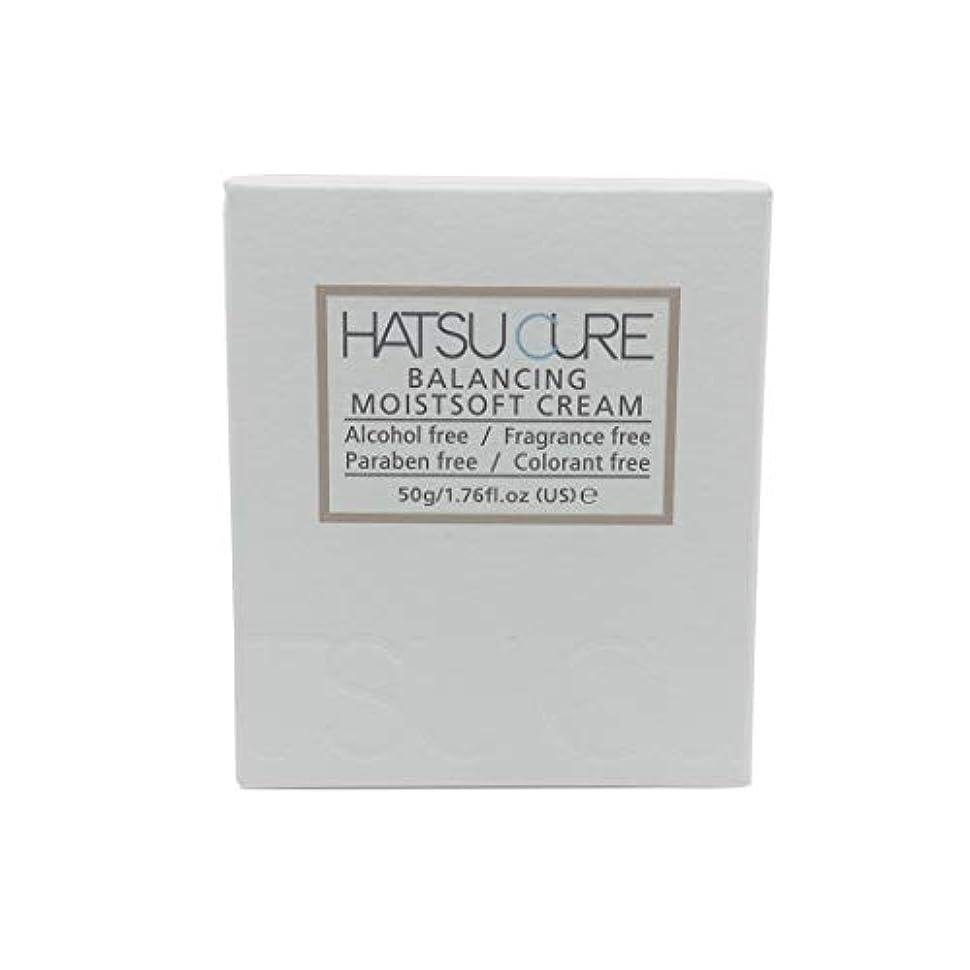 優れた始まり教室HATSU CURE バランシングモイストソフトクリームHC