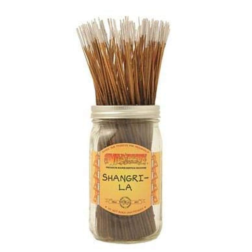 韻乏しい出しますシャングリラ – Wildberry Incense 100 ~ 11