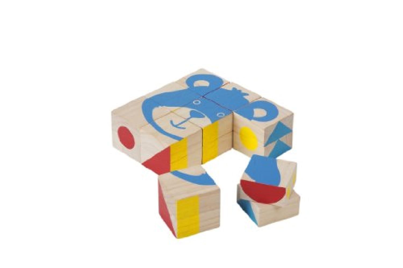 Plan Toys Planpreschoolパターンブロック