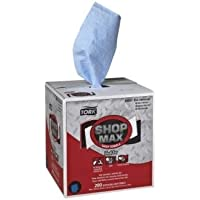 Tork Auto Wipes - SCA Tissue N Amer TW450337 Shopmax 450 Center Feed - Blue - Case of 4