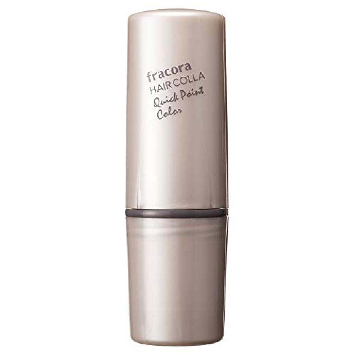 小間液体非常にフラコラ fracora 協和 HAIR COLLA クイックポイントカラー [ナチュラルブラック] 10ml