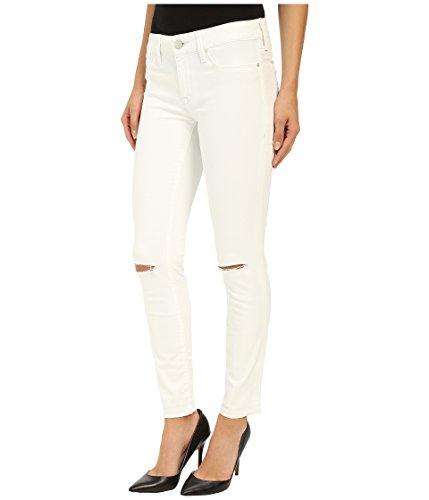 マーヴィ ジーンズ ボトムス デニム Adriana Ankle in White Destructed Tribec White Dest e7c [並行輸入品]