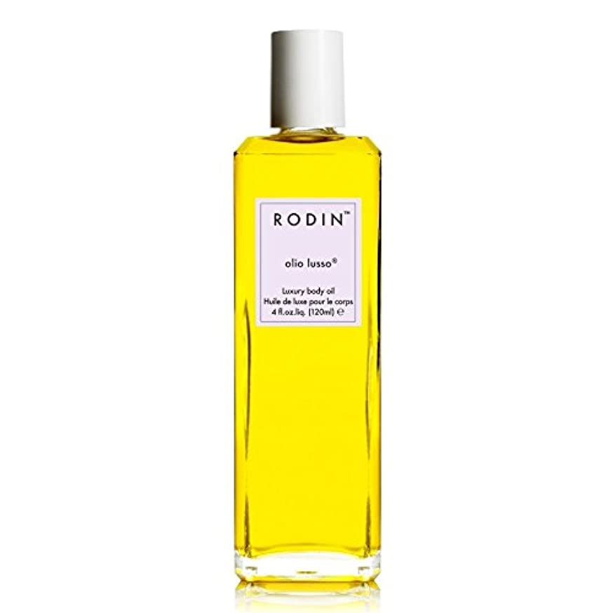 小説家言い聞かせる深さRODIN olio lusso Lavender Absolute Luxury Body Oil 30ml (Pack of 6) - ロダンルッソラベンダー絶対贅沢なボディオイル30ミリリットル x6 [並行輸入品]