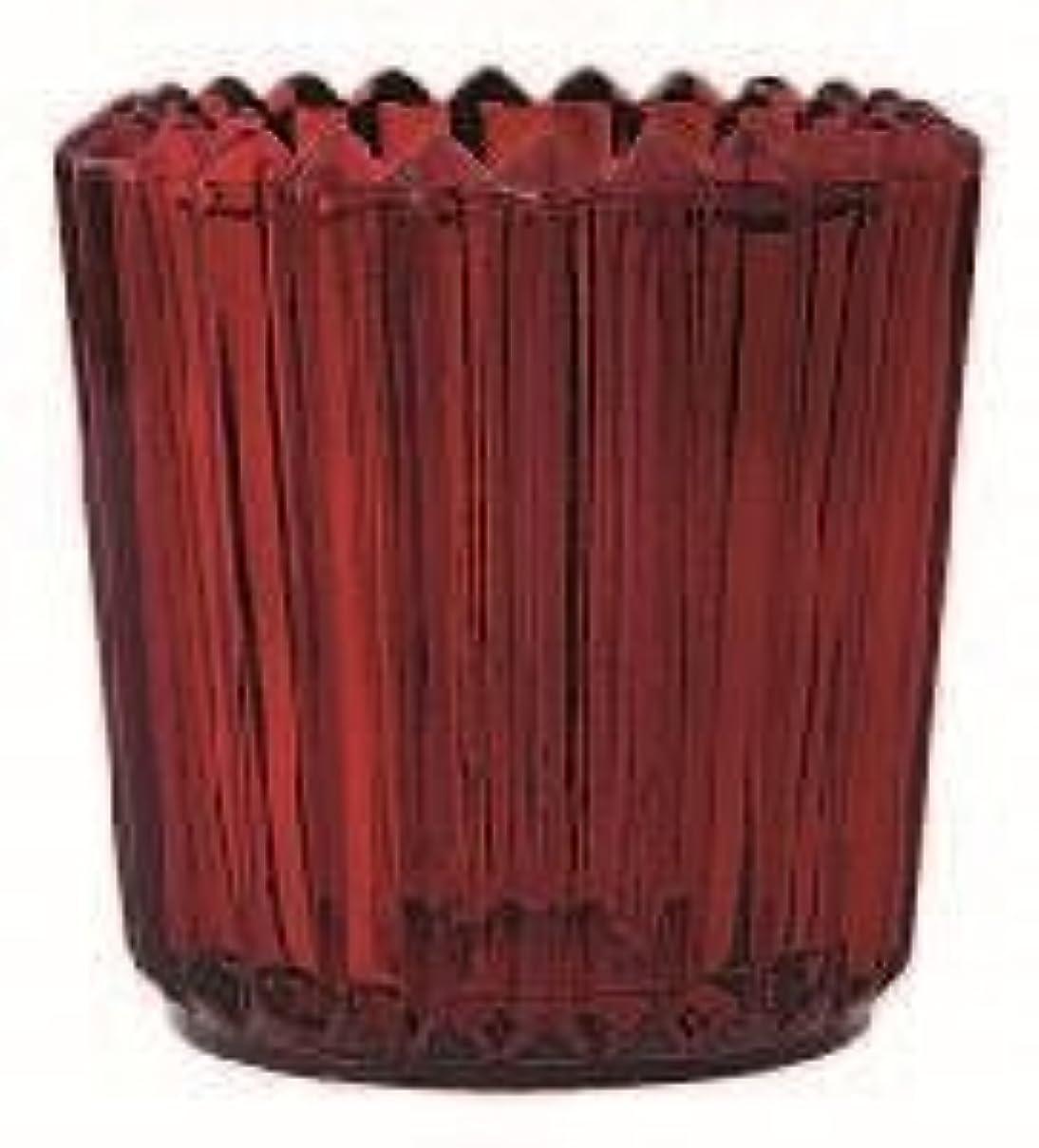 チロインセンティブ軽蔑するカメヤマキャンドル(kameyama candle) ソレイユ 「 レッド 」