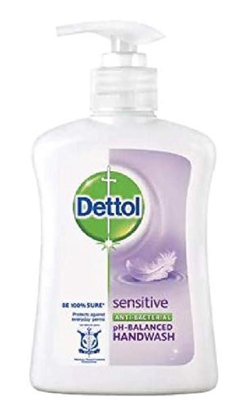 エネルギートランクライブラリ膨張するDettol 抗菌性のphバランスの手洗いに敏感な250mlは、細菌から手を保護して、穏やかにきれいにします、24時間99.9%の抗菌保護を提供