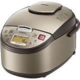 日立 炊飯器 圧力IH 黒厚鉄釜 1升 RZ-WG18M T