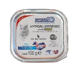 フォルツァ10 FORZA10  キャット ハイポアレルジェニックアクティウェット  皮膚 被毛ケア  100g 8020245707436 11  トリッコ