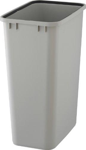 ベルク 角型ペール 90S 本体 ライトグレー 95L