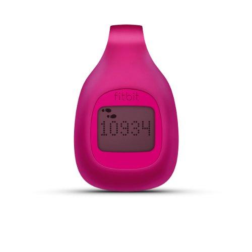 Fitbit フィットビット フィットネス トラッカー Zip クリップ付 歩数 時計 健康管理 活動量計 アクティブトラッカー Magenta マゼンタ 【日本正規品】 FB301M-JP