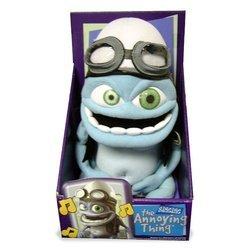 """Crazy Frog: Singing Biker Frog 14"""" おもちゃ (並行輸入)"""