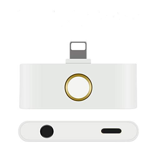 Lightning イヤホン 変換 アダプタ MASAYA iPhone X...