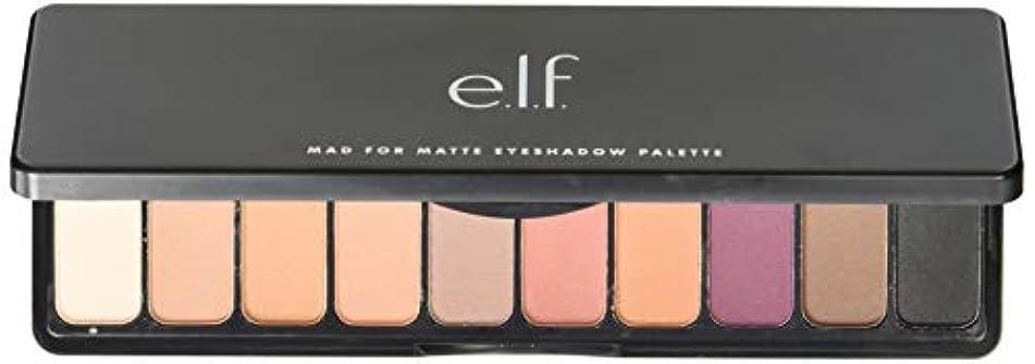 小さい批判的にロッドe.l.f. Mad For Matte Eyeshadow Palette - Summer Breeze (並行輸入品)