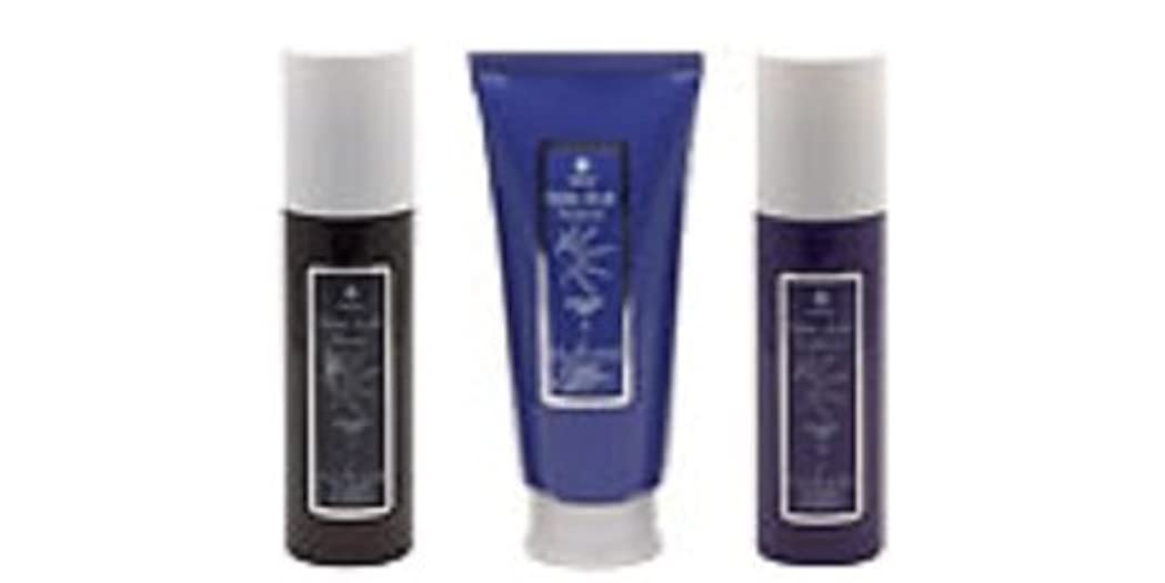 変色する潤滑する消化YSPARKホワイトルックシリーズ 特別セット シャンプー200ml&コディショナー&トリートメント