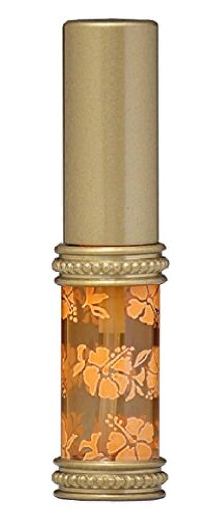 タヒチパスタトピックヒロセアトマイザー Lハイビスカス ガラスアトマイザー 15087 GD (Lハイビスカス ゴールド)