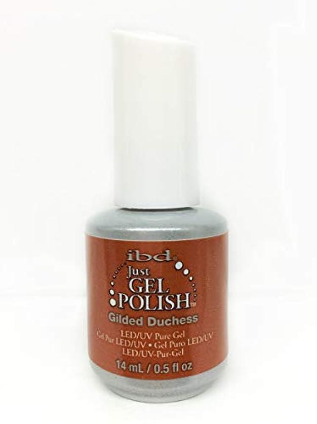 技術連合シニスibd Just Gel Nail Polish - Gilded Duchess - 14ml / 0.5oz
