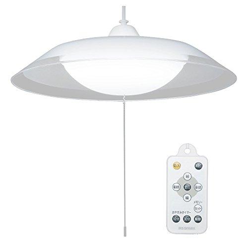 アイリスオーヤマ LED ペンダントライト 調光 調色 タイプ ~8畳 洋風 PLC8DL-P2...