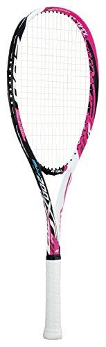 ヨネックス(YONEX) 軟式テニス ラケット マッスルパワー 200XF 【ガット張り上げ済】 MP200XFG ブライトピンク(122)
