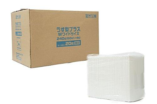 スタイルプラス ペットシーツ 薄型 スーパーワイド (使い捨て) 大容量 ホワイト トイレシート 大...