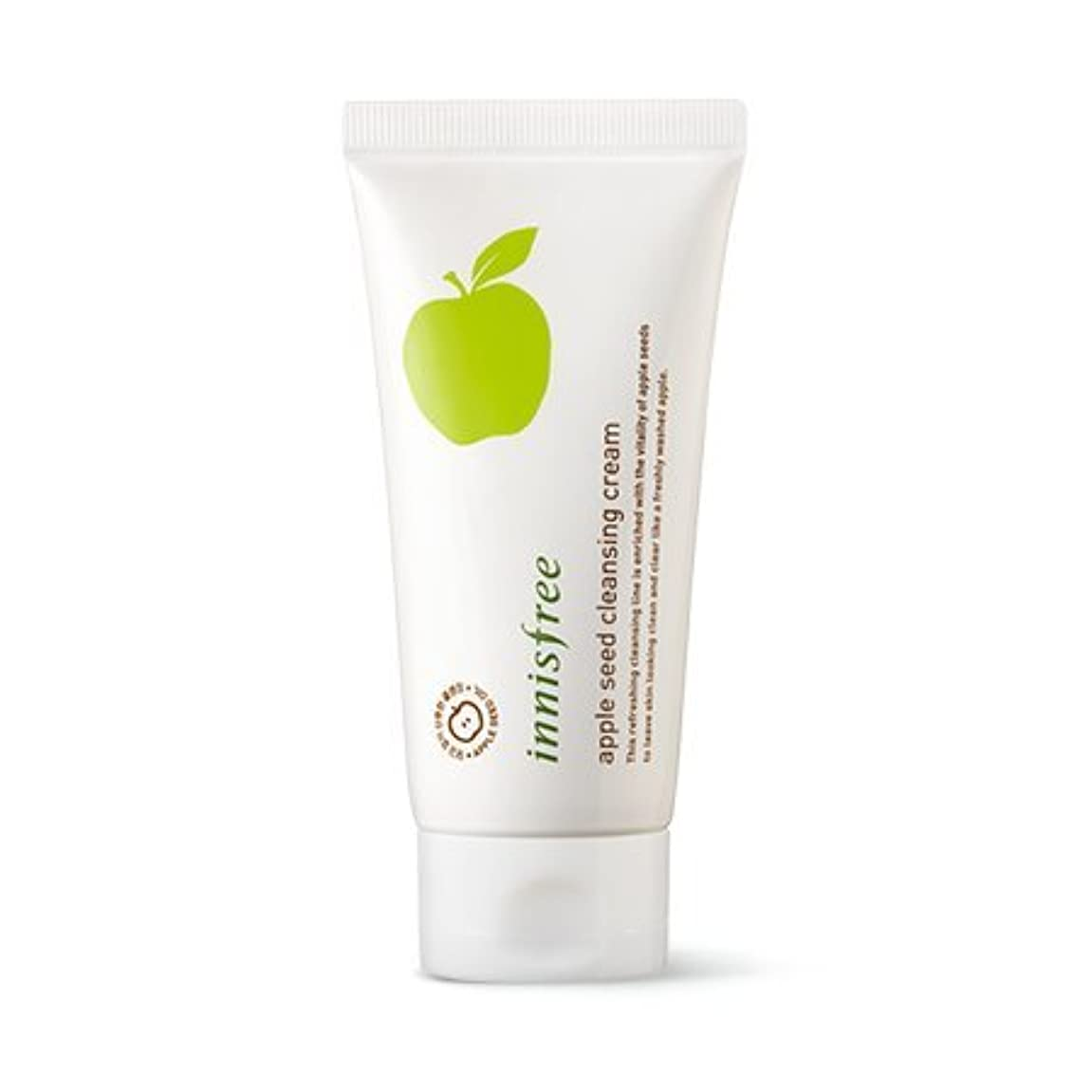 経営者お酒放散する[New] innisfree Apple Seed Cleansing Cream 150ml/イニスフリー アップル シード クレンジング クリーム 150ml