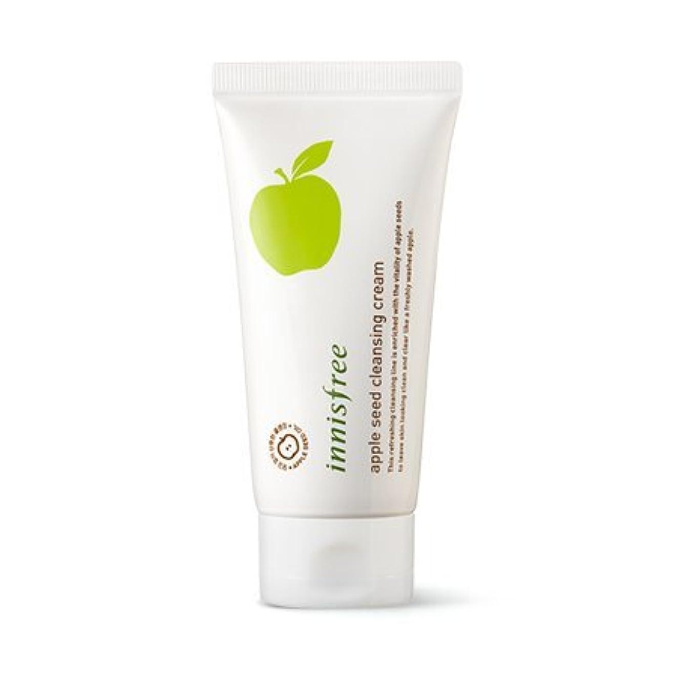 警官いらいらする放送[New] innisfree Apple Seed Cleansing Cream 150ml/イニスフリー アップル シード クレンジング クリーム 150ml