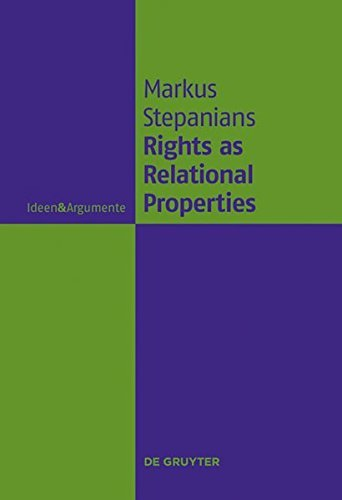 Rights as Relational Properties: In Defense of the Classical Beneficiary Theory of Rights (Ideen & Argumente)