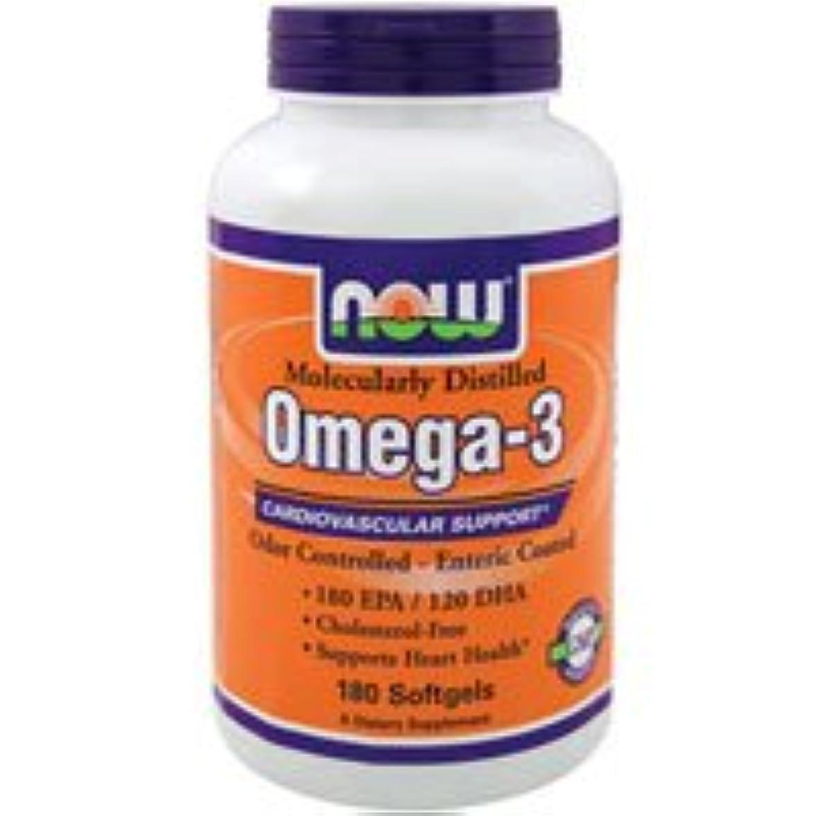 申し立てられた優れた再現するオメガ3(臭気制御、腸溶解) (1000mg) 180 sgels 2個パック