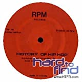 History of Hip Hop [12 inch Analog]