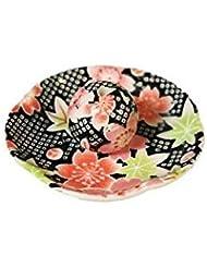 かのこ友禅 花形香皿 お香立て お香たて 日本製 ACSWEBSHOPオリジナル