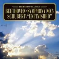 ベートーヴェン:交響曲第5番「運命」、シューベルト:交響曲第8番「未完成」